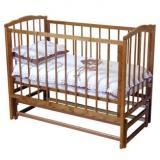 Кроватка Можга Кристина  (Красная Звезда )