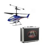 Радиоуправляемый вертолет Nine Eagles Draco 1 RTF 2.4G в кейсе