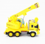 Радиоуправляемый грузовик - кран 1:16 - WY1005
