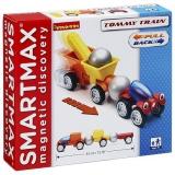 Магнитный конструктор Bondibon Специальный (Special) SmartMax набор инерционный:Трейлер Томми, арт. 209