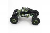 Радиоуправляемый зеленый Краулер 4WD 1:18 2.4G JD Toys 699-93