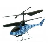Радиоуправляемый вертолет Nine Eagles Combat Twister (BLUE) 2.4G RTF