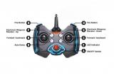 Радиоуправляемая боевая машина Keye Toys Space Warrior KT701 2.4GHz (лазер, диски) Keye Toys KT701