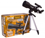 Телескоп Levenhuk Skyline Travel 70