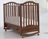 Детская кроватка Гандылян Лейла колесо-качалка