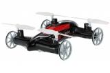 Радиоуправляемый квадрокоптер-автомобиль Flying Car 6 Axis Gyro RTF 2.4G Syma X9S
