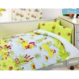 Комплект в кроватку из 6 предметов Kidboo UPS PUPS серия УТОЧКИ