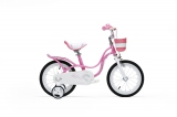 "Детский велосипед Royal Baby Little Swan New  Steel 12"""