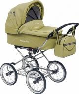 Детская коляска Maxima Elite XL кожа 3 в 1