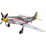 Радиоуправляемый самолет Art-tech P-51D Gunfighter Commemorative Edition EPO 2.4G - 21088
