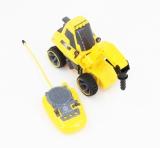 Радиоуправляемый трактор с буром для малышей 1:18 - 7777-10