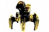 Робот-паук золотой 2.4G (лазер, ракеты) Wow Stuff KT-9002-1G