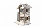 Конструктор 3D деревянный подвижный Lemmo ТЕРЕМ 00-14