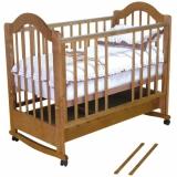 Детская кроватка Можга Злата C353 ( Красная Звезда )