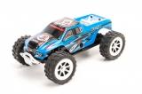 Радиоуправляемый монстр 1/24 Monster Truck 2.4GHz 4x4 WL Toys A999