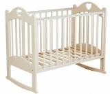 Кроватка Можга Любаша ( Красная Звезда ) С 635 светлый
