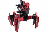 Радиоуправляемый робот-паук Space Warrior с дисками и лазерным прицелом 2.4G Wow Stuff KY9005-1