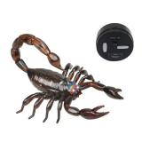 Интерактивная робо - игрушка скорпион с пультом управления