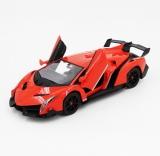 Радиоуправляемая машина MZ Lamborghini Veneno (электропривод дверей) 1/14 Meizhi 2289J