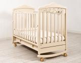 Детская кроватка-качалка Angela Bella Изабель