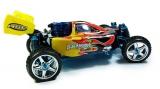 Радиоуправляемая багги с ДВС HSP Nitro Off-Road Buggy 4WD 1:10 HSP 94166