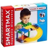 Магнитный конструктор Bondibon Специальный (Special) SmartMax набор: Паркинг, арт. 504