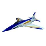 Радиоуправляемый самолет Dynam METEOR 70MM EDF RTF 2.4G - DY8934