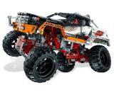 Конструктор Lepin Technics 20014 Внедорожник 4x4 Crawler (аналог LEGO Technic 9398)