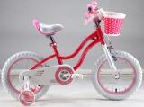 "Детский велосипед Royal Baby Stargirl 14"" Steel"