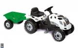 """33352 Трактор на педалях Smoby GM Bull """"Vache"""""""