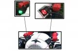 Радиоуправляемый мотоцикл 2в1 амфибия - перевертыш 2.4G Fengqi 989-333