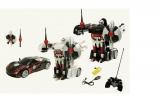 Радиоуправляемый робот-трансформер MZ Porshe 911 Meizhi 2337P