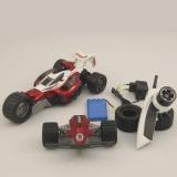 Радиоуправляемый автомобиль-трансформер 1:16 2.4G - 9109