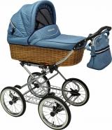 Детская коляска-люлька Maxima WILLOW 2 в 1