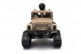 Радиоуправляемый краулер с wifi камерой, гусеницы, 4WD RTR масштаб 1:16 2.4G Feiyue FY001BW
