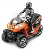 Радиоуправляемый мотоцикл Yuan Di Трицикл 1:10 - YD898-T55