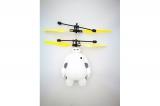 Радиоуправляемая игрушка-вертолет Надувной медицинский робот Бэймакс Robocar Poli HY-837(8699)