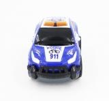 Радиоуправляемая машина седан Полиция для малышей 1:18 - 7777-33