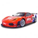 Машина MJX Ferrari F430 GT #56 1:10-8208А