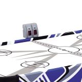 """Игровой стол - аэрохоккей DFC BALTICA 48"""" JG-AT-14801"""