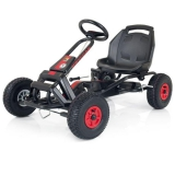 Детская педальная машина (веломобиль) Barcelona Air T01050*
