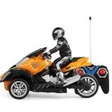 Радиоуправляемый мотоцикл Yuan Di Трицикл 1:10 - YD898-T54
