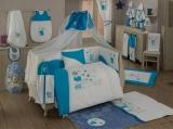Комплект в кроватку из 6 предметов Kidboo серия ELEPHANT