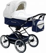 Детская коляска 3 в1 Maxima Elite кожа
