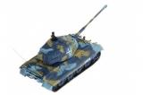 Радиоуправляемый микро танк King Tiger 2203 в масштабе 1:72, частота 2.4Ghz Meixin 2203