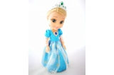 Интерактивная кукла Холодное сердце Принцесса Эльза 35 см