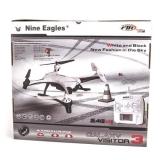 Радиоуправляемый квадрокоптер Nine Eagles Galaxy Visitor 3 с видеокамерой 2.4 GHz - NE201690