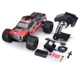 Радиоуправляемая трагги WLtoys Terminator 2WD RTR масштаб 1:12 2.4G - L212