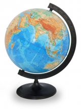 Глобус физический диаметром 320 мм Levenhuk