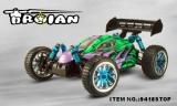 Радиоуправляемая багги HSP Troian TOP 4WD 1:16 - 94185TOP - 2.4G